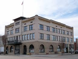 The Vale Hotel and Grand Opera House are two of the most historically significant buildings in Vale.