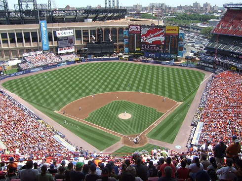 Shea stadium was the site of many important historic events. The Mets used the stadium up until 2008.