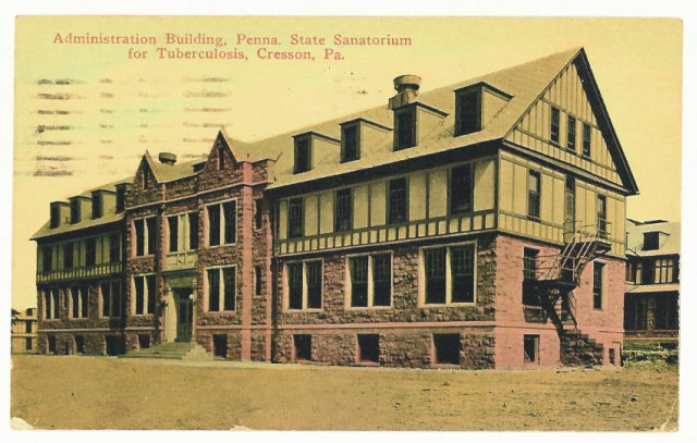 Cresson Sanatorium Administration Building