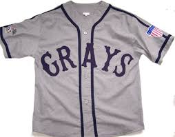 Homestead Grays uniform.