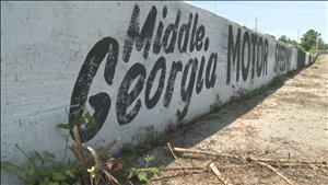 Middle Georgia Raceway hosted NASCAR races between 1966 and 1971. The very first of these races was won by NASCAR legend Richard Petty.