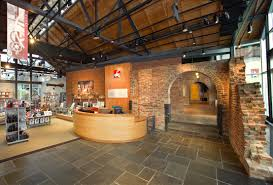 Main lobby of the American Civil War Center