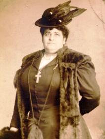 Maggie Walker around 1901