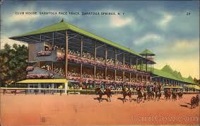 Saratoga Grand Stands