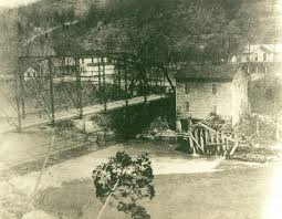 The Dickson Dam and Grist Mill.