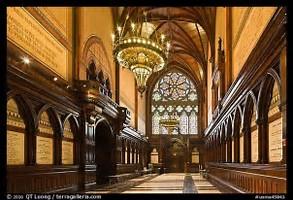 Massachusetts Hall Interior