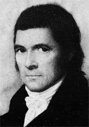 1797 portrait of John Marshall