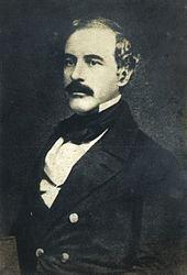 Robert E. Lee circa 1851
