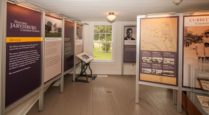 In 2014, the Historic Jarvisburg Colored School Association opened a museum in the school.