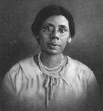1930s photo of Virginia Randolph