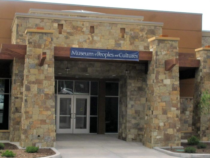 The new home of the BYU Museum of Peoples and Cultures