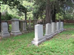 Cemetery at Elsing Green.