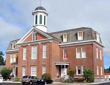 Benton County Historical Museum