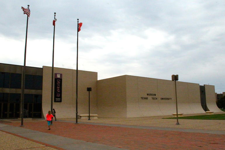 The Museum of Texas Tech University was founded in 1929. It houses an impressive collection of seven million items from a range of disciplines.