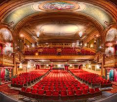 Paramount Theater auditorium.