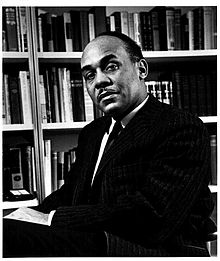 Ralph Ellison. Photo courtesy of Wikimedia Commons