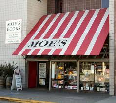 Moe's Books on Telegraph Avenue