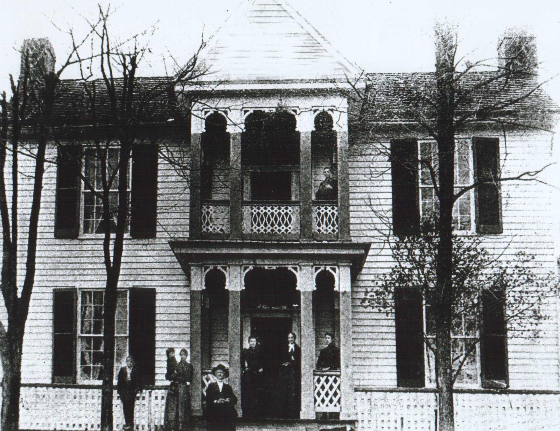 McNutt House