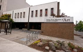 The Hallie Ford Museum of Art building