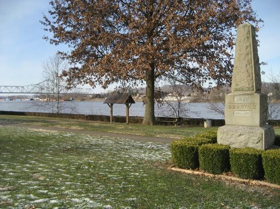 Chief Cornstalk Memorial
