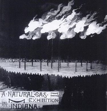 Flambeau display