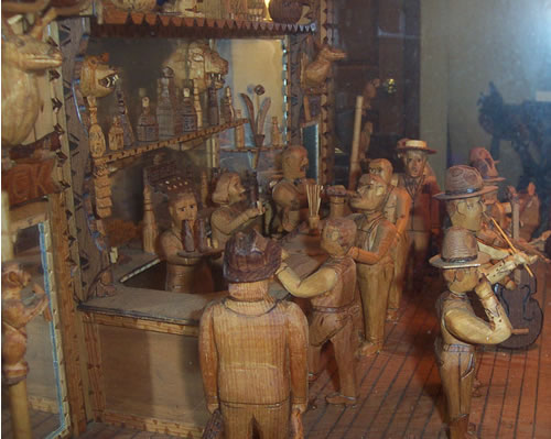 Museum's Exhibit