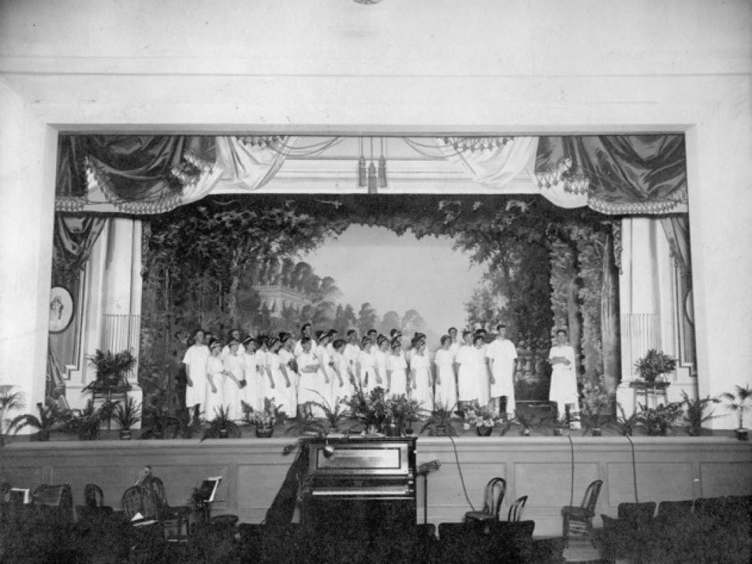 Grand Opening 1914