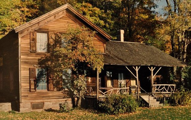 John Burroughs Woodchuck Lodge