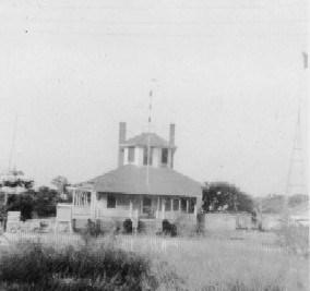 U.S. Weather Bureau Station 1943
