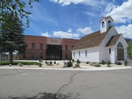 The museum first opened in 1977 within the historic turn of the century church that is now located next to the modern two-story main museum building.