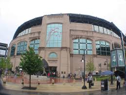 Exterior of U.S. Cellular Field