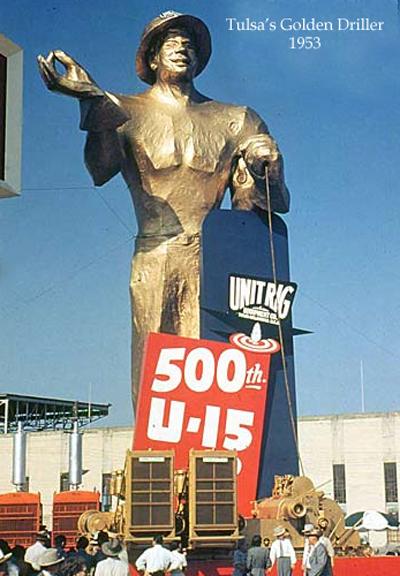 1953 Driller, courtesy of Tulsa Gal.