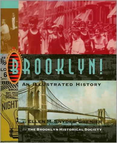 Want to learn more about the history of the city? Consider this book from former chief curator of the Brooklyn Historical Society-click the link below to learn more from Temple University Press.