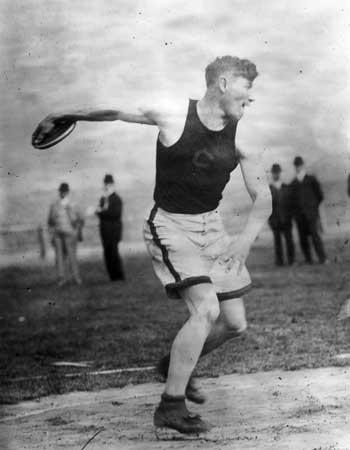 Jim Thorpe - track and field.