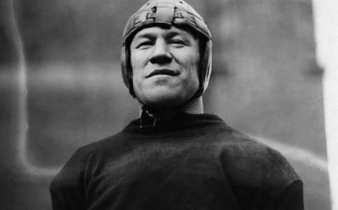 Jim Thorpe - Football.