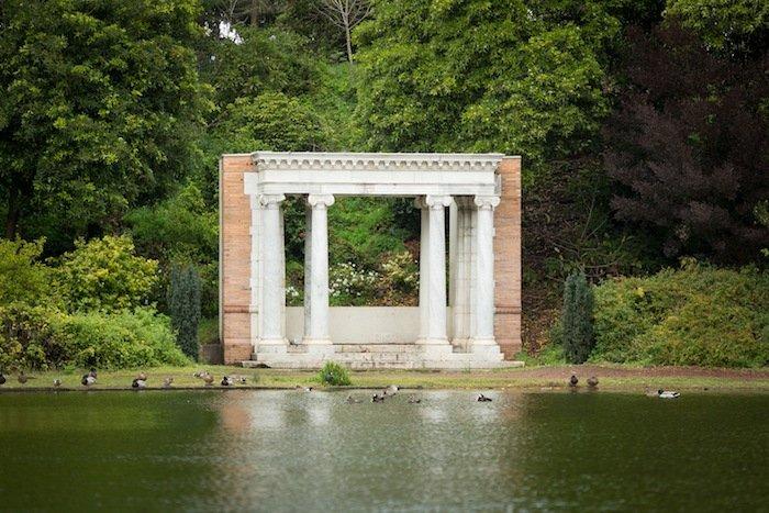 Portals of the Past