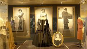 Inside the Ava Gardner Museum.