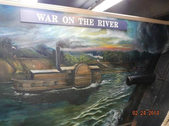 Tennessee River Museum courtesy of tripadvisor