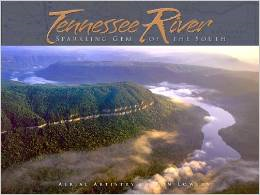 Tennessee River Sparkling Gem by Ron Lowery. Cover of book available on Amazon. Link below