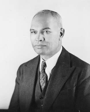 Chester A. Franklin, founder of The Call.
