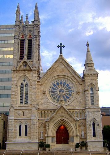 Saint Mary's Cathedral, Austin, Texas