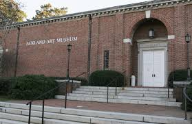 The Ackland Museum of Art opened in Chapel Hill in 1958,