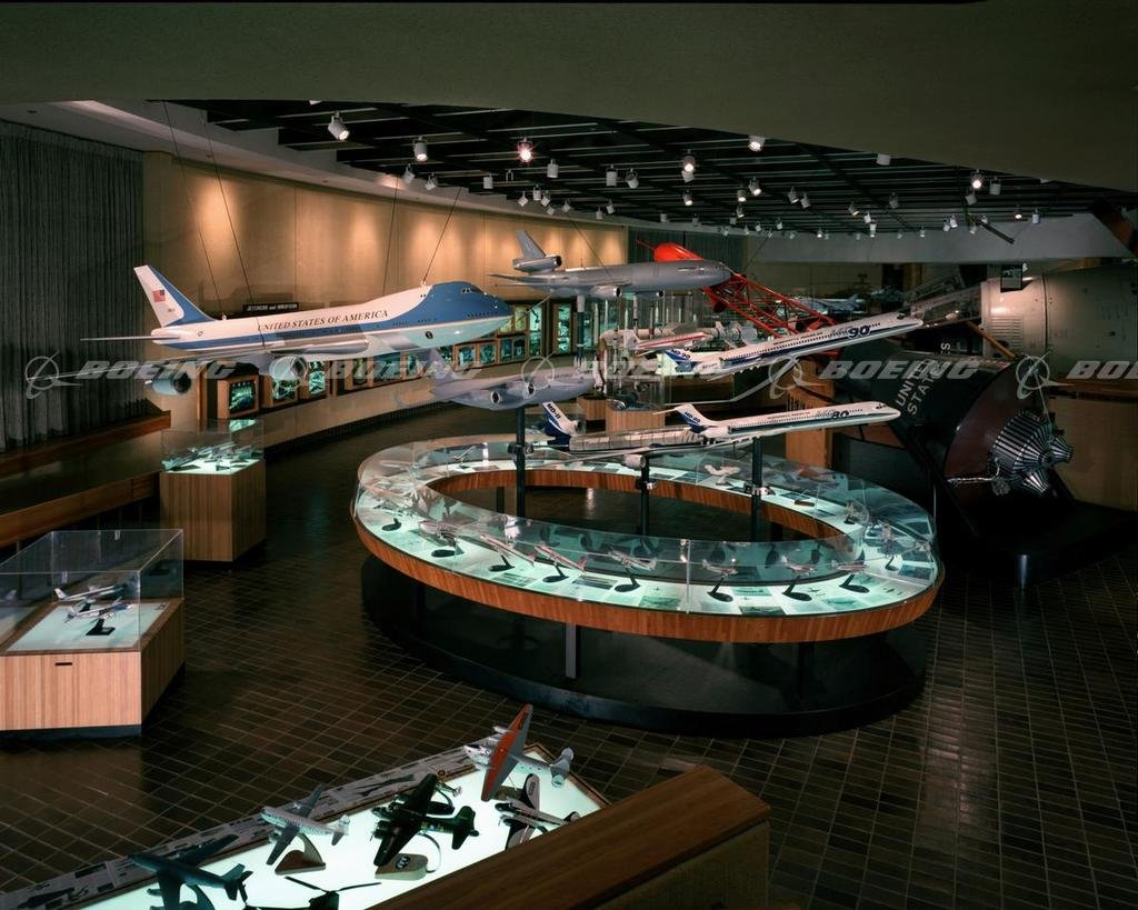 Aerospace History on Exhibit at the James S. McDonnell Prologue Room