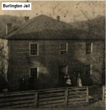 Burlington Jail
