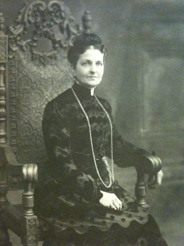 Anna Bruce Brennan (image from Savannah Darr)
