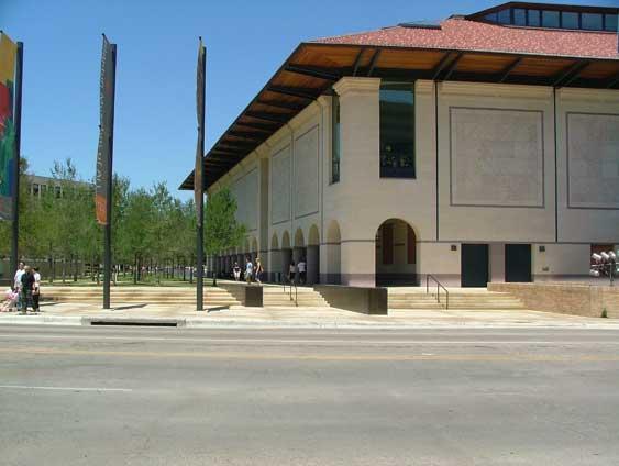 Blanton Museum of Art in Austin, Texas.