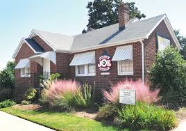 The Shoeless Joe Jackson Museum, the house in which he lived and died. It was moved from its original location in 2006.