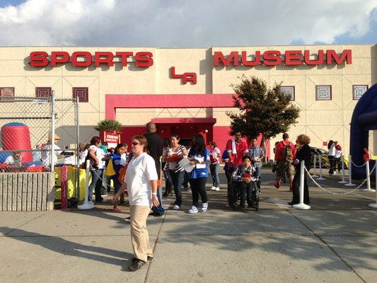 The Sports Museum of Los Angeles
