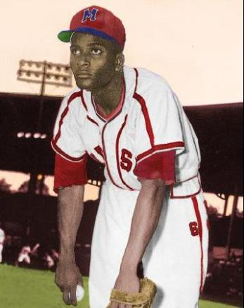 Charlie Pride's Red Sox team picture