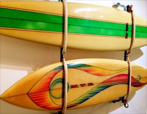 1970s and 1980s Surf Boards
